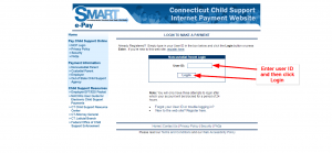 child care payment log connecticut child support login make a